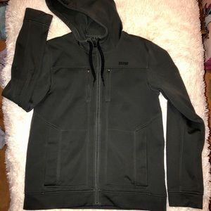 Orage snowboarding zip hoodie